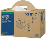 Tork Heavy-Duty Cleaning Cloth Handy Box 530171