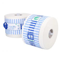 Vendor Toilet roll 1252 with insert 2-ply