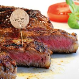 Food Marker for Steak Well Done