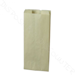 Sachet en papier anti-graisse Nature Kraft 450g n°27