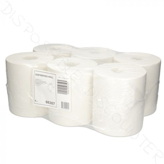 Rouleaux de papier essuie-tout Tork midi 1 couche sans tube M2 66307
