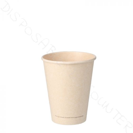 BIO Coffee Cups sugarcane bagasse 240ml 8oz