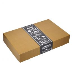 BIO Catering Kartons Fresh & Tasty mittel 45cm