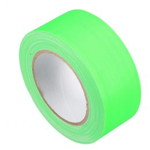 Duct Cloth Neon Gaffer Tape 50mm x 25m grün
