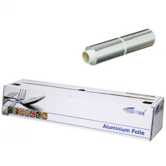 Folienrollen Aluminium im Spender 50cm