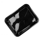 Schalen H320 PP Spritzguss 308x240x88mm schwarz