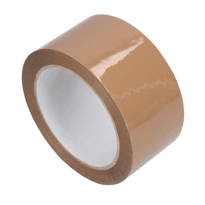 Abbildung von Acryl Tape 50mm x 66m brown extra glue