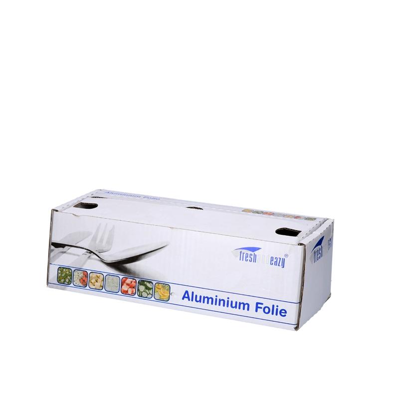 Abbildung von Aluminium foil rolls in dispenser 30cm