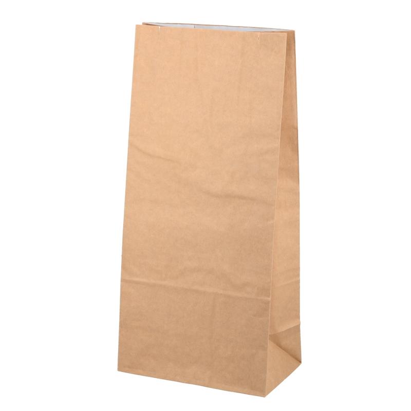 Abbildung von Aluminium foiled paper bags 150+85x320mm Brown