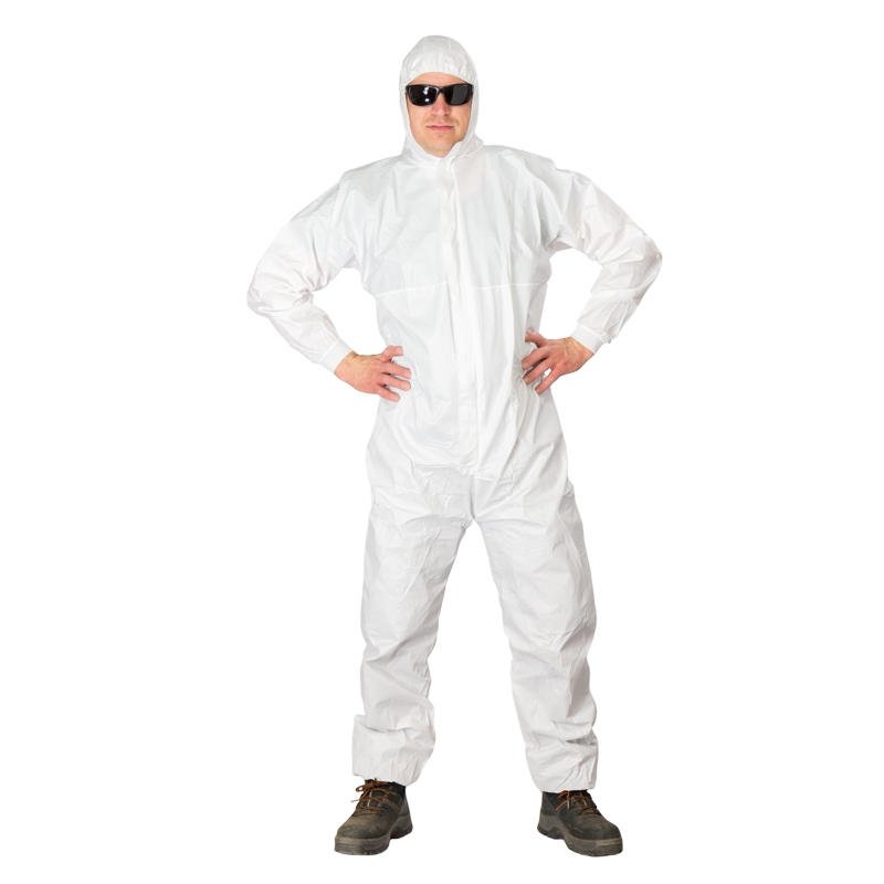 Image de Coverall nonwoven L XL blue