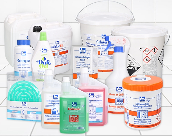 New: Dr Becher Cleaning products!