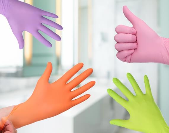 Wegwerp Handschoenen in alle Soorten & Maten!
