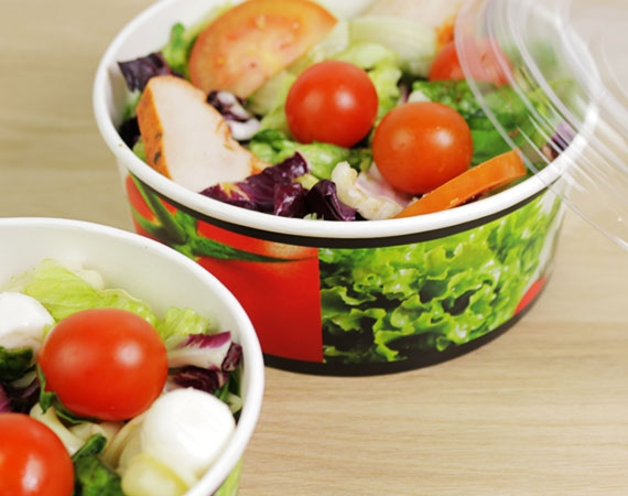 Put that delicious salad in the spotlight!