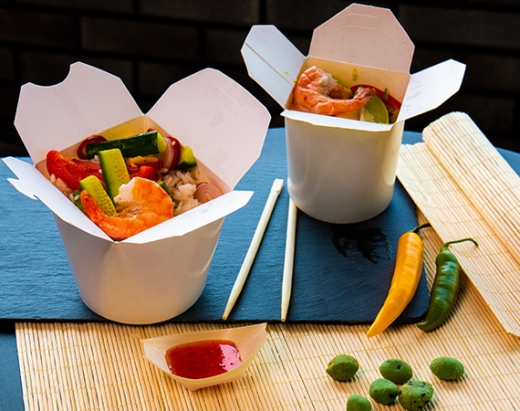 Smart Serve Food Pails in several Sizes!