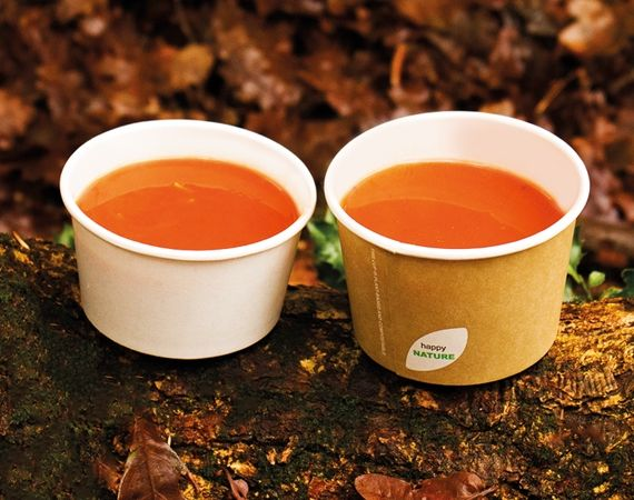 It's Time for Soup (cups)!